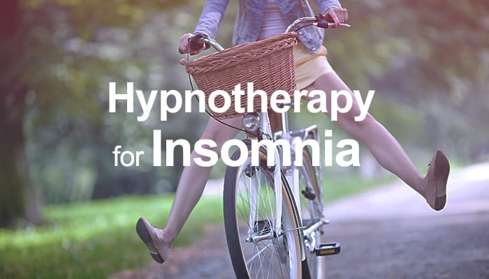 Hypnotherapy for Insomnia