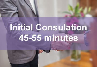 Initial Consultation Greeting - Contact a Hypnotherapist in Bristol