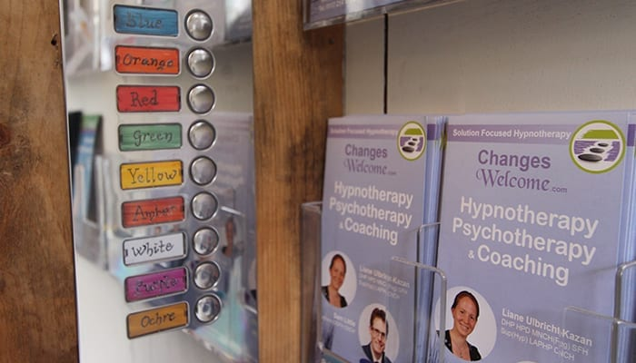 Hypnotherapist Westbury-on-Trym Entry
